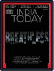 India Today (Digital) Subscription May 10th, 2021 Issue