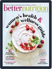 Better Nutrition Magazine (Digital) Subscription May 1st, 2021 Issue