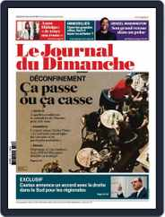 Le Journal du dimanche (Digital) Subscription May 2nd, 2021 Issue