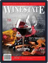 Winestate (Digital) Subscription May 1st, 2021 Issue