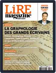 Lire (Digital) Subscription May 1st, 2021 Issue