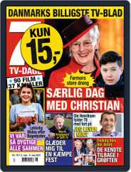 7 TV-Dage (Digital) Subscription May 3rd, 2021 Issue