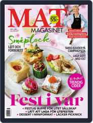 Matmagasinet (Digital) Subscription May 1st, 2021 Issue