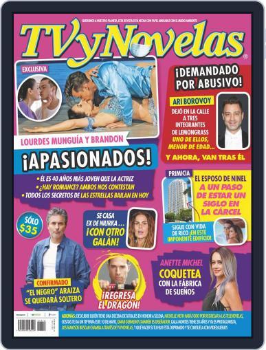 TV y Novelas México (Digital) May 3rd, 2021 Issue Cover