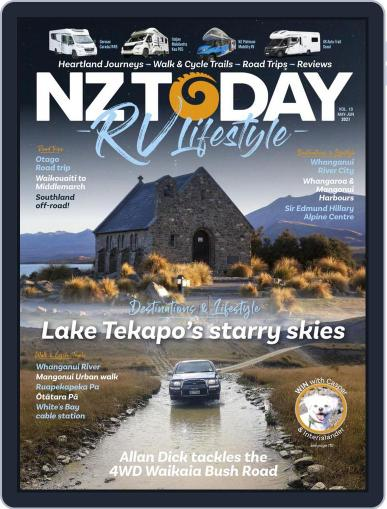 RV Travel Lifestyle (Digital) May 1st, 2021 Issue Cover