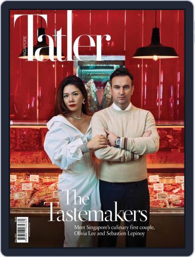 Tatler Singapore May 1st, 2021 Digital Back Issue Cover