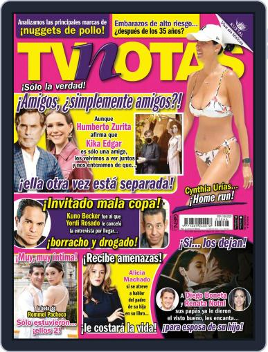 TvNotas (Digital) May 4th, 2021 Issue Cover