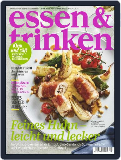 essen&trinken June 1st, 2021 Digital Back Issue Cover