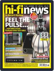 Hi Fi News (Digital) Subscription June 1st, 2021 Issue
