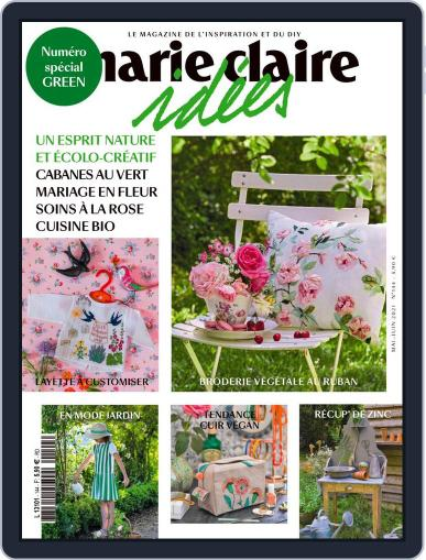 Marie Claire Idées (Digital) May 1st, 2021 Issue Cover