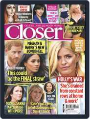Closer (Digital) Subscription May 8th, 2021 Issue