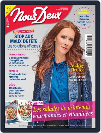 Nous Deux May 4th, 2021 Digital Back Issue Cover
