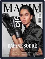 Maxim México (Digital) Subscription May 1st, 2021 Issue
