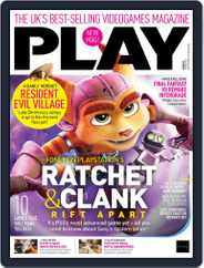 PLAY (Digital) Subscription June 1st, 2021 Issue