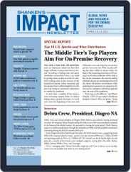 Shanken's Impact Newsletter (Digital) Subscription April 1st, 2021 Issue