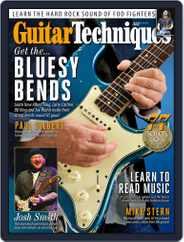 Guitar Techniques (Digital) Subscription June 1st, 2021 Issue