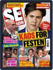 SE og HØR (Digital) Subscription May 5th, 2021 Issue
