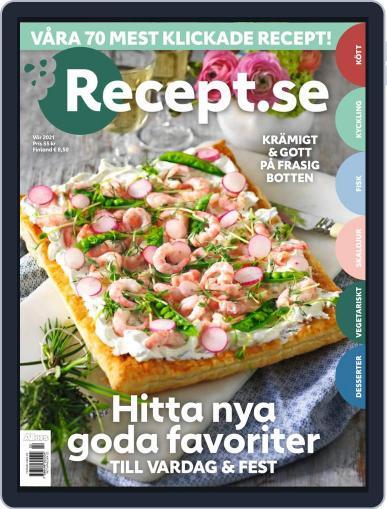 Recept.se Magazine (Digital) April 30th, 2021 Issue Cover
