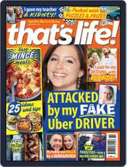 that's life! (Digital) Subscription May 19th, 2021 Issue