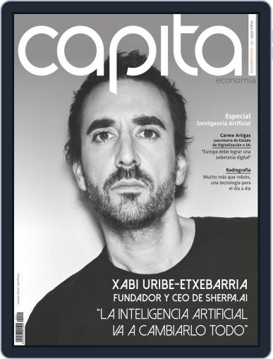Capital Spain (Digital) May 1st, 2021 Issue Cover