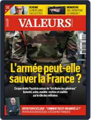 Valeurs Actuelles (Digital) Subscription May 6th, 2021 Issue