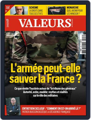 Valeurs Actuelles (Digital) May 6th, 2021 Issue Cover