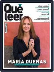 Que Leer (Digital) Subscription May 1st, 2021 Issue