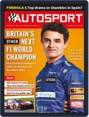 Autosport (Digital) Subscription April 29th, 2021 Issue