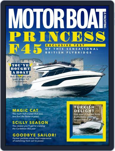 Motor Boat & Yachting (Digital) June 1st, 2021 Issue Cover