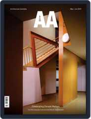 Architecture Australia (Digital) Subscription May 1st, 2021 Issue