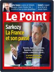 Le Point (Digital) Subscription May 6th, 2021 Issue