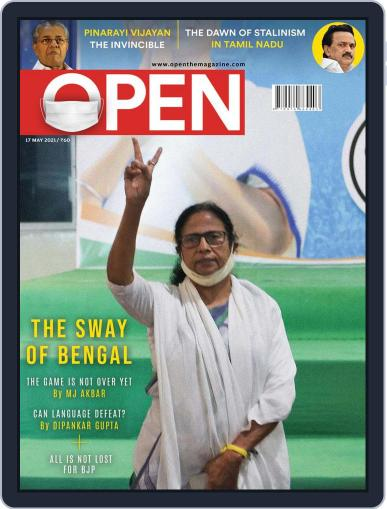 Open India May 7th, 2021 Digital Back Issue Cover