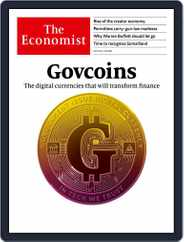 The Economist (Digital) Subscription May 8th, 2021 Issue