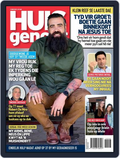 Huisgenoot (Digital) May 13th, 2021 Issue Cover