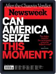 Newsweek International (Digital) Subscription May 14th, 2021 Issue