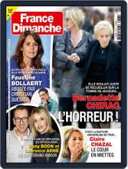 France Dimanche (Digital) Subscription May 7th, 2021 Issue