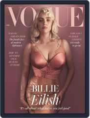British Vogue (Digital) Subscription June 1st, 2021 Issue