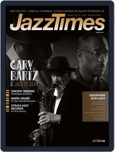 JazzTimes (Digital) June 1st, 2021 Issue Cover