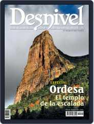 Desnivel (Digital) Subscription May 1st, 2021 Issue