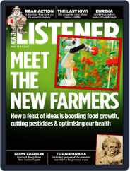 New Zealand Listener (Digital) Subscription May 15th, 2021 Issue