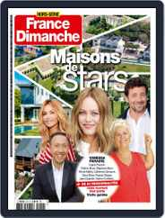 France Dimanche (Digital) Subscription May 1st, 2021 Issue