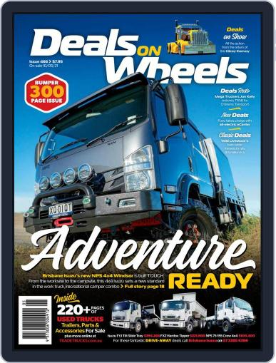 Deals On Wheels Australia (Digital) May 10th, 2021 Issue Cover