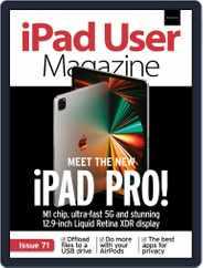 Ipad User (Digital) Subscription April 1st, 2021 Issue