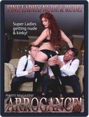 Arrogance Adult Photo (Digital) Subscription May 10th, 2021 Issue