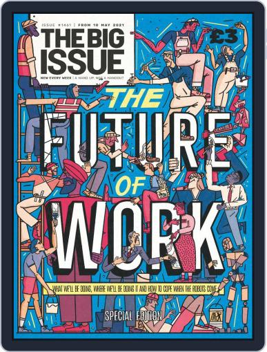 The Big Issue May 10th, 2021 Digital Back Issue Cover