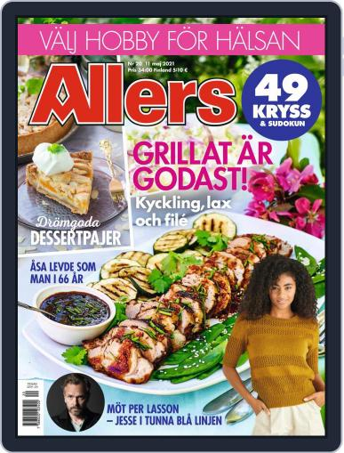 Allers (Digital) May 11th, 2021 Issue Cover