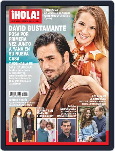Hola (Digital) May 12th, 2021 Issue Cover