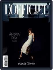 L'officiel Paris (Digital) Subscription April 1st, 2021 Issue