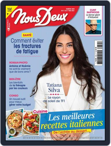 Nous Deux May 11th, 2021 Digital Back Issue Cover
