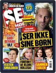 SE og HØR (Digital) Subscription May 12th, 2021 Issue